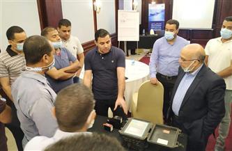 «مياه الأقصر» تستضيف دورة تدريبية حول أجهزة قياس التصرف والضغوط وأنظمة التحكم والمراقبة   صور