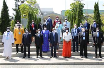 مؤتمر رؤساء البرلمانات الإفريقية يرحب بعودة مصر للمشاركة ويقدر جهودها