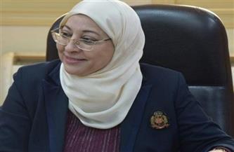 نائبة محافظ القاهرة تتابع تطوير ميدان المطبعة في دار السلام