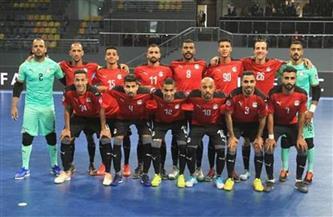 موعد مباراة مصر والمغرب في نهائي كأس العرب لكرة الصالات