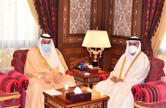 فيصل الصباح يبحث تعميق العلاقات بين الكويت والهند.. ويلتقي سفير الإمارات