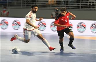 مشوار منتخب الصالات قبل مواجهة المغرب في نهائي كأس العرب