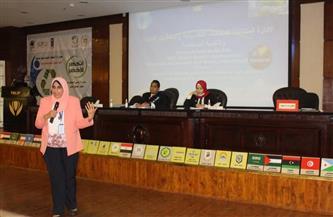افتتاح منتدى الشباب العربي المصري للمخلفات الإلكترونية بشرم الشيخ |صور