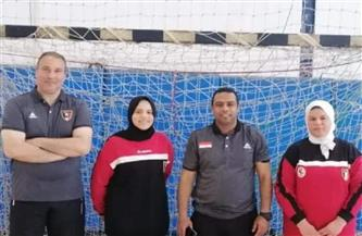 معسكر مغلق للمنتخب المصري لناشئات كرة اليد غدًا