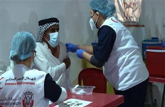 «الهلال الأحمر الإماراتي» يدشن برنامجا للتطعيم ضد كورونا في أربيل يستهدف 15 ألف لاجئ ونازح في مرحلته الأولى
