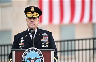 رئيس الأركان الأمريكي يدعو لمنع وقوع حرب مع الصين وروسيا