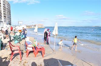 """حملات متواصلة من """"السياحة والمصايف"""" على شواطئ الإسكندرية لرصد شكاوى المواطنين"""