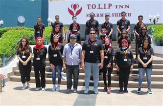 بمشاركة 160 شابا.. انطلاق منتدى إدارة «المخلفات الإلكترونية الخطرة» في شرم الشيخ| صور