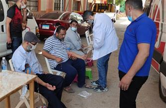 «أوقاف دمياط» تنظم حملة للتبرع بالدم| صور