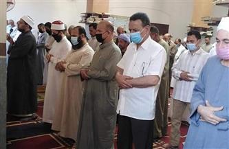 """افتتاح مسجد الصلاح والتقوى في """"سنورس""""  صور"""