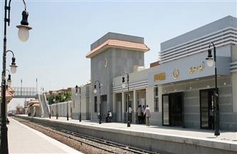 وزير النقل يستعرض الموقف التنفيذي لخطة تطوير الأرصفة بعدد من محطات السكة الحديد