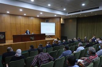 بالتفاصيل.. اجتماع وزير النقل مع رئيس ونواب ورؤساء المناطق وورش السكة الحديد اليوم | صور