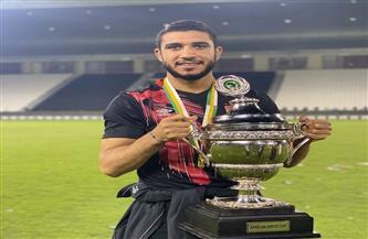 رامي ربيعة: أهدي لقب البطولة إلى جماهير الأهلي