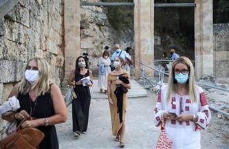 اليونان تبدأ غدا عملية تطعيم المهاجرين ضد فيروس كورونا