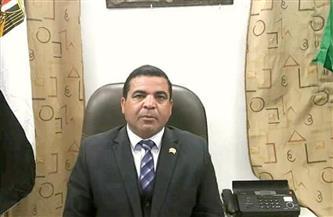 رئيس مدينة الزينية بالأقصر: تطوير المركز التكنولوجي والعمل بمشروع الصرف الصحي