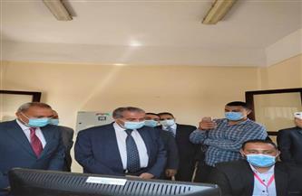 وزير التموين يصل لصومعة بنها لإطلاق المشروع التجريبي الأول للتحول الرقمي للصوامع