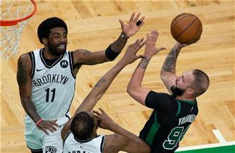 سلتيكس يستعيد توازنه أمام بروكلين نتس في أول الأدوار الإقصائية بدوري السلة الأمريكي