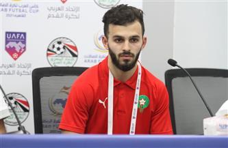 «المفتاحي»: منتخب المغرب جاء إلى مصر للظفر بكأس العرب لكرة الصالات