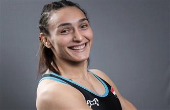 سمر حمزة تتأهل لنهائي بطولة الجائزة الكبرى بروسيا