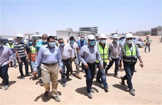 وزير النقل يتفقد محطة عدلي منصور المركزية التبادلية | صور