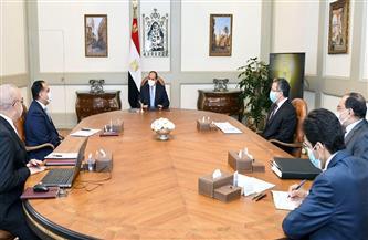 الرئيس السيسي يتابع مشروعات التنمية السياحية على مستوى الجمهورية