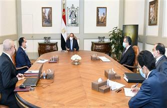 تفاصيل متابعة الرئيس السيسي لمشروعات التنمية السياحية على مستوى الجمهورية