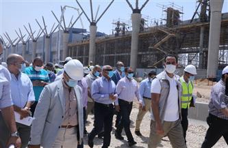 وزير النقل: طول مسار القطار الكهربائي LRT (السلام - العاشر) يبلغ 103.3 كم بعدد 19 محطة