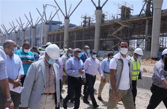 وزير النقل يعلن موعد  افتتاح مونوريل العاصمة الإدارية الجديدة حتى محطة مسجد المشير