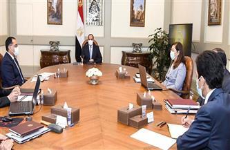 تفاصيل اطلاع الرئيس السيسي على خطة الدولة الإستراتيجية في مجال محطات تحلية مياه البحر