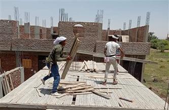 حملات للتصدي لمخالفات البناء وتحويل نشاط الوحدات السكنية في دار السلام