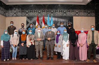 نائب رئيس جامعة طنطا : فوز 27 طالبا بمنحة التضامن الاجتماعي