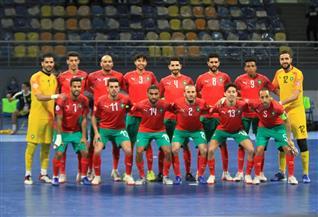 المغرب يتوج بكأس العرب لكرة الصالات للمرة الأولى في تاريخه