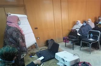 صحة كفرالشيخ تعقد دورات تدريبية لإدارة تنظيم الأسرة  والرائدات الريفيات  صور