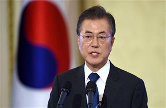 رئيس كوريا الجنوبية يصل أمريكا في زيارة رسمية