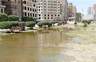 غمر وغلق المتنزهات العامة أمام المواطنين ومنع التجمعات فى شم النسيم بأخميم | صور