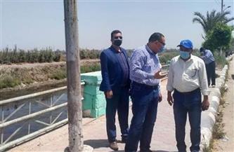 محافظ الشرقية يتفقد أعمال رصف ورفع كفاءة كوبري العباسة وإنشاء كوبري بأبو حماد | صور