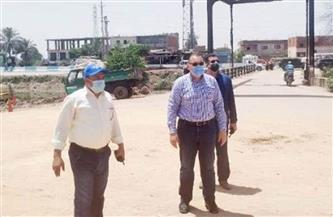 محافظ الشرقية يأمر بتكثيف حملات النظافة ورفع الإشغالات بأبوحماد | صور