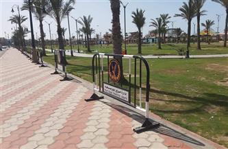 محافظ بورسعيد يناشد المواطنين بقضاء عطلة شم النسيم في منازلهم |صور