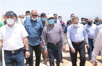 وزير النقل: تطوير ميناء السخنة يشمل 4 أحواض وأرصفة جديدة وساحات تداول