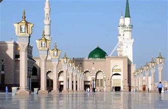 رئاسة الحرمين توفر الإجراءات الوقائية لجميع المواقع في المسجد النبوي