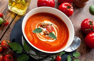 فطارك صحي.. شوربة الطماطم بالبروكلي | فيديو