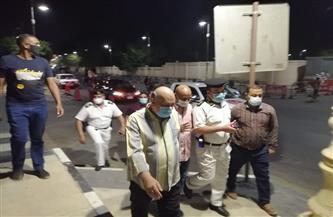 25 مضبوطات متنوعة و49 إزالات إدارية في حملة بمدينة الأقصر | صور