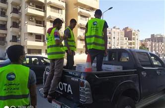 مستقبل وطن يواصل توزيع السلع الغذائية على الأسر الأكثر احتياجا بمدينة الغردقة| صور