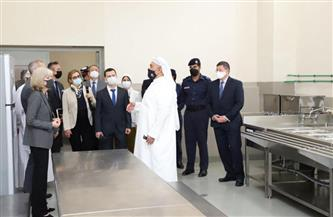 """اطلاع سفراء لدى البحرين على الإجراءات الاحترازية وخدمات نزلاء """"الإصلاح والتأهيل"""""""