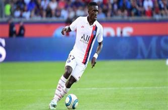 إيقاف السنغالي «جاي» لاعب وسط سان جيرمان مباراتين أوروبيتين