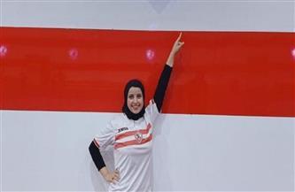 ليبرو «سيدات طائرة الزمالك»: نستعد بقوة لمباريات كأس مصر.. وروح الفريق كلمة السر