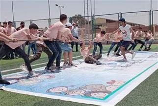 انطلاق فعاليات البرنامج القومي للقوافل الترويحية التعليمية في الشرقية | صور