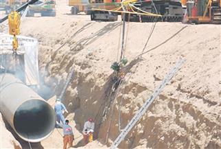 تعرف على إجمالي تكلفة مشروعات مياه الشرب والصرف الصحي بمركز أشمون بالمنوفية