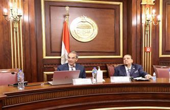 رئيس الشيوخ ووزير الاتصالات يؤكدان التعاون بين السلطتين التشريعية والتنفيذية لاستكمال منظومة التشريعات