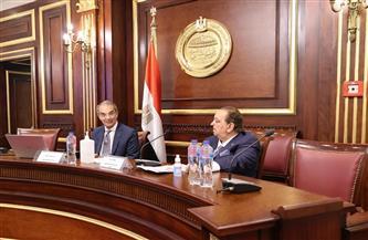 """وزير الاتصالات يستعرض أمام """"تعليم الشيوخ"""" المشروعات الخدمية الجاري تنفيذها"""